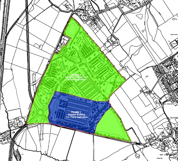 Application for Science Park has been submitted